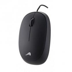 Mouse Acteck Óptico AC-916509, Alámbrico, USB, 1200 DPI, Negro