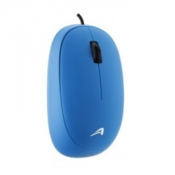 Mouse Acteck Óptico AC-916523, Alámbrico, USB, 1200 DPI, Azul