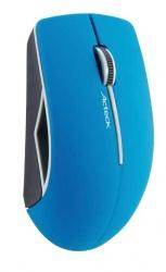 Mouse Acteck Óptico AC-916554, RF Inalámbrico, 1200DPI, Azul