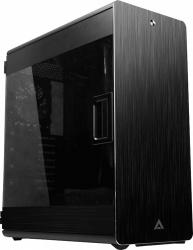 Gabinete Acteck HEINKEL GP002 con Ventana, Midi-Tower, ATX/EATX/Micro-ATX/Mini-ITX, USB 2.0/3.1, sin Fuente, Negro