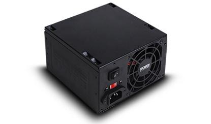 Fuente de Poder Acteck Blazar R-500, 20+4 pin ATX, 500W, Negro