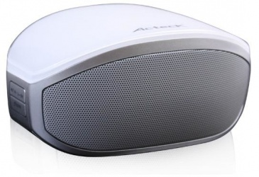 Acteck Sistema de Audio Óvalo FX-400, Bluetooth 4.0, 2.0, Blanco