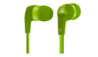 Acteck Audífonos Earbuds Xplotion EB-800, Alámbrico, 3.5mm, 1.2 Metros, Verde
