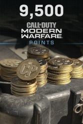 Call of Duty Modern Warfare, 9500 Puntos, Xbox One ― Producto Digital Descargable