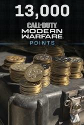 Call of Duty Modern Warfare, 13.000 Puntos, Xbox One ― Producto Digital Descargable
