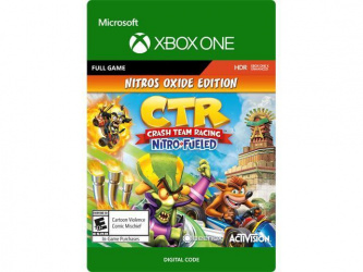 Crash Team Racing Nitro-Fueled - Nitros Oxide Edition, Xbox One ― Producto Digital Descargable