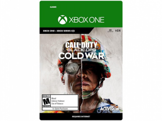 Call of Duty: Black Ops Cold War Standard Edition, Xbox One ― Producto Digital Descargable