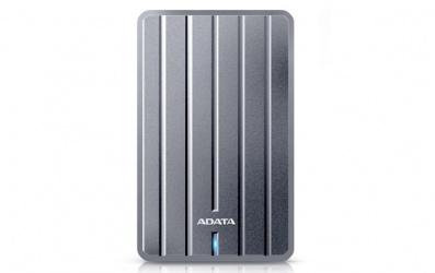 Disco Duro Externo Adata HC660, 1TB, USB 3.0, Titanio - para Mac/PC