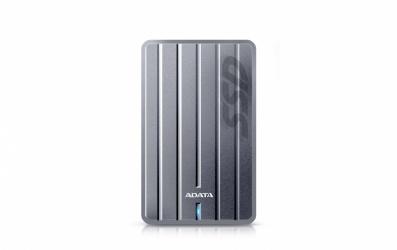 SSD Externo Adata SC660H, 256GB, USB 3.0, Titanio, A Prueba de Golpes - para Mac/PC