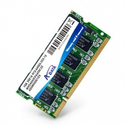 Memoria RAM Adata DDR, 400MHz, 1GB, CL3, Non-ECC, SO-DIMM