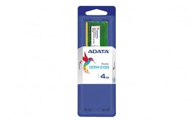 Memoria RAM Adata DDR4, 2133MHz, 4GB, SO-DIMM