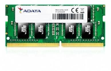 Memoria RAM Adata DDR4, 2400MHz, 8GB, SO-DIMM