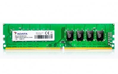 Memoria RAM Adata DDR4, 2133MHz, 4GB, CL15