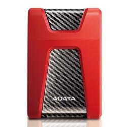 Disco Duro Externo Adata HD650 2.5'', 2TB, USB 3.1, Rojo - para Mac/PC