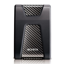 Disco Duro Externo Adata HD650 2.5'', 4TB, USB 3.0, Negro - para Mac/PC