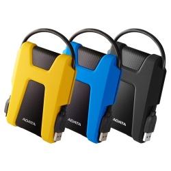 Disco Duro Externo Adata HD680, 2TB, USB, Azul - para Mac/PC