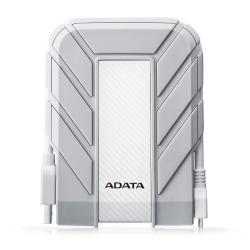 Disco Duro Externo Adata HD710A Pro, 2TB, USB 3.0, Gris/Blanco - para Mac/PC