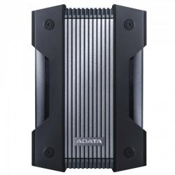 Disco Duro Externo Adata HD830, 2TB, USB, Negro, A Prueba de Agua, Polvo y Golpes - para Mac/PC