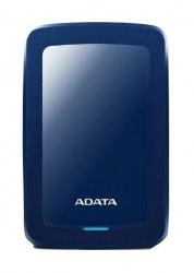 Disco Duro Externo Adata HV300 2.5'', 1TB, USB 3.1, Azul - para Mac/PC