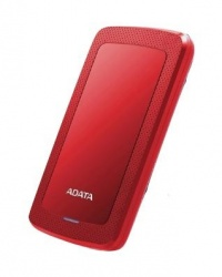 Disco Duro Externo Adata HV300 2.5'', 1TB, USB 3.1, Rojo - para Mac/PC