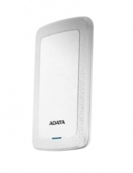 Disco Duro Externo Adata HV300 2.5'', 4TB, USB 3.0, Blanco - para Mac/PC