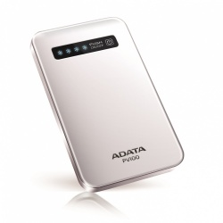 Cargador Portátil Adata PV100, 4200mAh, Blanco