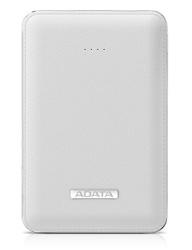 Cargador Portátil Adata PowerBank PV120, 5100mAh, Blanco