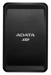 SSD Externo Adata SC685, 2TB, USB C, Negro
