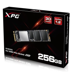 SSD Adata SX6000, 256GB, PCI Express 3.0, M.2