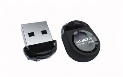 Memoria USB Adata DashDrive Durable UD310, 32GB, USB 2.0, Negro