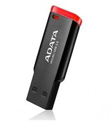 Memoria USB Adata UV140, 64GB, USB 3.0, Rojo