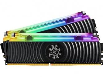 Memoria RAM XPG SPECTRIX D80 Black DDR4, 3200MHz, 16GB, CL16, XMP, 1.35V