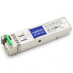 AddOn Módulo Transceptor 100-01510-BXD-40-AO SFP+, LC, 10.000 Mbit/s, 40Km, 1330nm