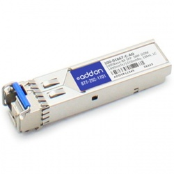 AddOn Módulo 100-01667-C Transceptor SFP, LC, 1.000 Mbit/s, 10Km, 1550nm