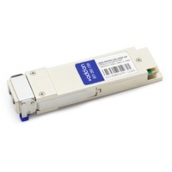 AddOn Módulo Transceptor QSFP28, LC, 100 Gbit/s, 10Km, 1309nm