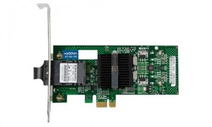 AddOn Tarjeta de Red ADD-PCIE-SC-FX-X1 de 1 Puerto, 100Mbit/s, Ethernet