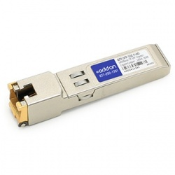 AddOn Módulo Transceptor QFX-SFP-1GE-T-AO SFP, TX, 1000Mbit/s, 100 Metros