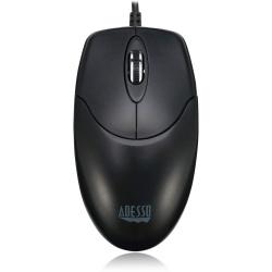 Mouse Adesso Óptico iMouse M6, Alámbrico, USB, 1000DPI, Negro