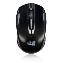 Mouse Adesso Óptico iMouse S50, Inalámbrico, USB, 1200DPI, Negro