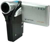 Cámara de Video Aiptek PocketDV AHD Z600 con Sensor CMOS, 8MP, Zoom óptico x3, Negro