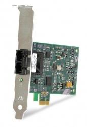 Allied Telesis Tarjeta de Red AT-2711FX/SC-901 de 1 Puerto, 100Mbit/s, PCI Express