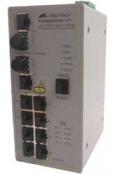 Switch Allied Telesis Fast Ethernet AT-IFS802SP, 8 Puertos 10/100Mbps + 2 Puertos SFP, 5.6 Gbit/s, 8000 Entradas - Gestionado