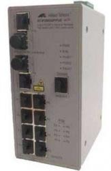 Switch Allied Telesis Fast Ethernet AT-IFS802SP, 8 Puertos 10/100Mbps + 2 Puertos SFP, 5.6 Gbit/s, 8000 Entradas - Gestionado