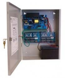 Altronix Fuente de Poder para Control de Acceso, 16 Salidas, 115V, 12V, Gris