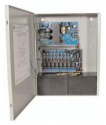 Altronix Fuente de Poder para Alarma AL400ULACM, Entrada 115V, Salida 12V
