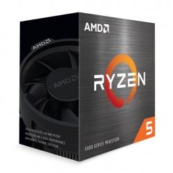 Procesador AMD Ryzen 5 5600X, S-AM4, 3.70GHz, 32MB L3 Cache - incluye Disipador Wraith Stealth