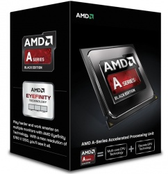 Procesador AMD A10-6800K, S-FM2, 4.10GHz (hasta 4.4GHz c/ Turbo Boost), Quad-Core, 4MB L2 Cache