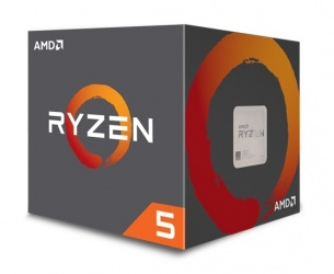 Procesador AMD Ryzen 5 1600x, S-AM4, 3.60GHz, Six-Core, 3MB L2 /16MB L3