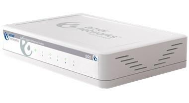 Switch Amer Networks Gigabit Ethernet SG5, 5 Puertos 10/100/1000Mbps, 1 Gbit/s, 2000 Entradas - No Administrable