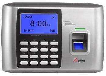 Anviz Control de Asistencia AN-A300, Huella + Contraseña